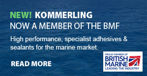 Kommerling now a member of the BMF